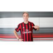 Seconda Maglia AC Milan MATTIA CALDARA