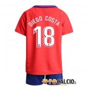 Terza Maglia Atlético de Madrid Diego Costa