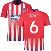 Terza Maglia Atlético de Madrid Koke