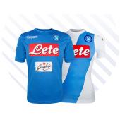 completo calcio Napoli prezzo