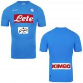 completo calcio Napoli vesti