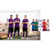 divisa Fiorentina gara