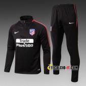 felpa calcio Atlético de Madrid Bambino