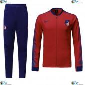 felpa calcio Atlético de Madrid personalizzata