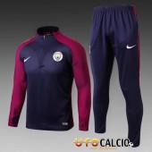 felpa calcio Manchester City Bambino