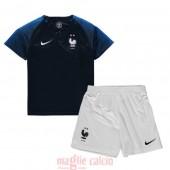 maglia Francia Bambino