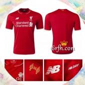 tuta calcio Liverpool personalizzata