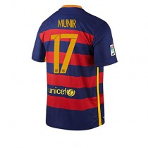 Terza Maglia FC Barcelona Munir