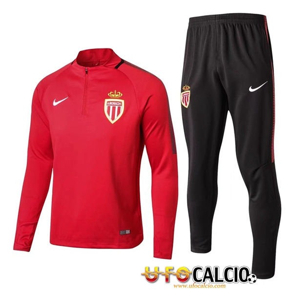 tuta AS Monaco originale